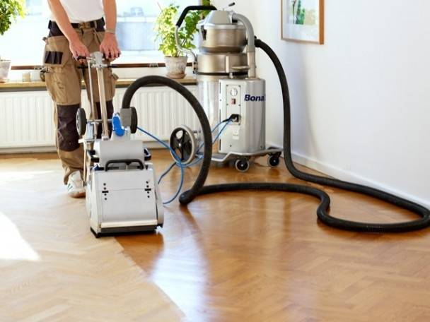 Gap filling & Finishing services provided by trained experts in Floor Sanding Islington